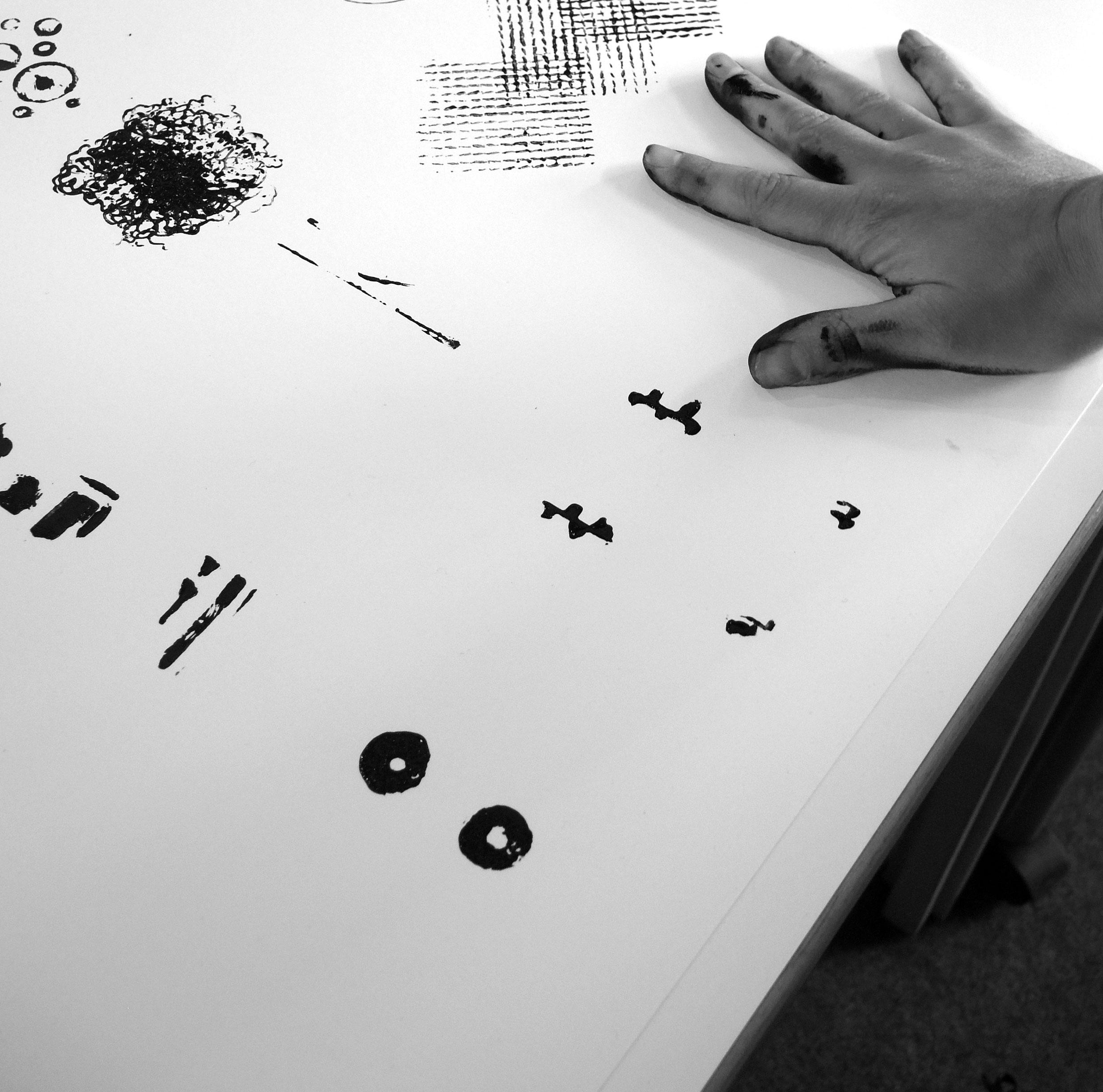 Empreintes – atelier